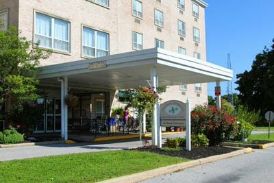 Claremont nursing home virtual tour in Carlisle Pennsylvania