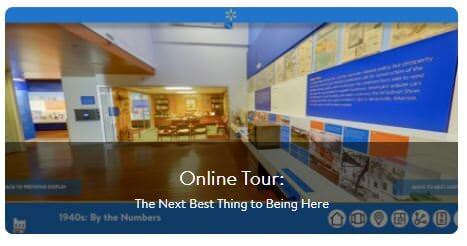 Walmart Museum Virtual Tour by Shining Star Interactive
